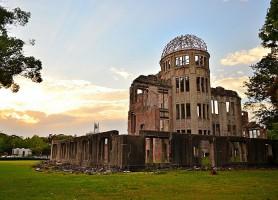 Dôme de Genbaku: l'antidote de la bombe atomique «Little Boy»