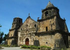 Église de Miagao: le meilleur du style baroque!