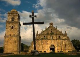 Église de Paoay: le summum de l'art baroque!