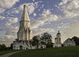 Eglises de Kolomenskoïe: le sympathique Jéricho russe