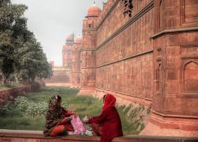 Fort Rouge de Delhi: découvrez une forteresse de style moghole