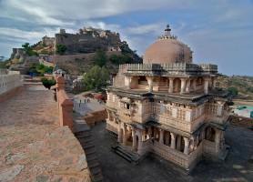 Fort de Kumbhalgarh: un édifice médiéval à la gloire ineffable