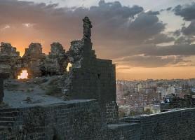 Forteresse de Diyarbakır: une merveille turque