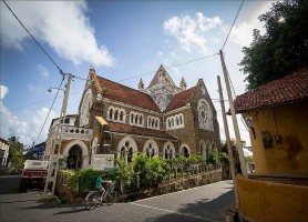 Galle: découvrez une charmante cité balnéaire