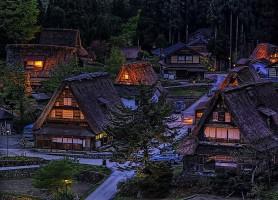 Gokayama: découvrez trois villages aux constructions de 300 ans
