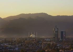 Islamabad : la belle capitale pakistanaise !