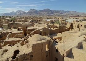 Kharanaq: un beau petit village attrayant
