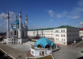 Kremlin de Kazan: une merveille de 500 ans