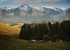 L'Altaï: les fantastiques montagnes du bonheur