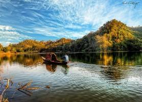 Lac Kaptai: un des plus grands lagons artificiels!