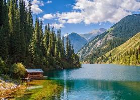 Lac Kolsaï: les trois splendides lacs du Kazakhstan
