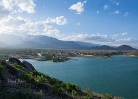 Lac Qargha: l'éventail de bonheur