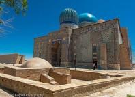 Mausolée de Khoja Ahmed Yasavi