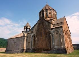 Monastère de Gandzasar: un joyau architectural de l'Arménie