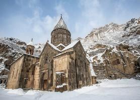 Monastère de Geghard: un précieux bijou antique