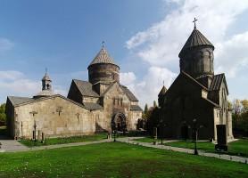 Monastère de Ketcharis: une immersion dans des décors divins