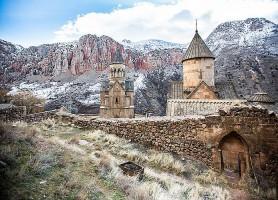 Monastère de Noravank: l'impressionnante abbaye d'Arménie