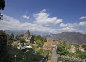 Monastère de Sanahin : l'identité religieuse arménienne