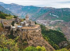 Monastère de Tatev: une abbaye à couper le souffle