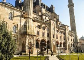 Mosquée Selimiye: l'expression du génie ottoman