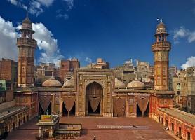 Mosquée Wazir-Khan: la plus belle mosquée de l'Extrême-Orient