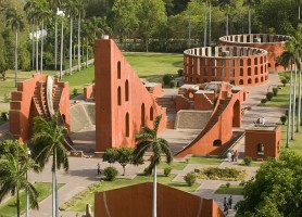 Observatoire Jantar Mantar: anticiper sur l'avenir