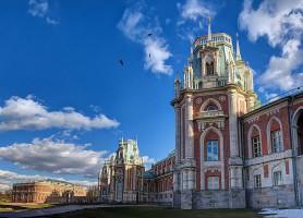 Palais de Tsaritsyno: le brillant reflet de l'art russe