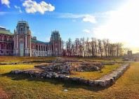 Palais de Tsaritsyno