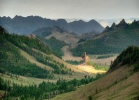 Parc National Gorkhi-Terelj
