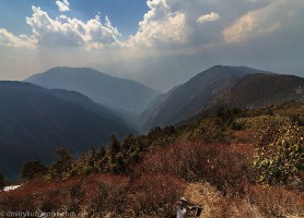 Parc national de Langtang: au pied de l'Himalaya!