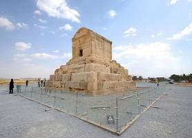 Pasargades: la merveilleuse cité antique de l'Iran