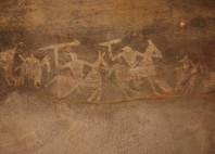 Peintures rupestres de Bhimbetka