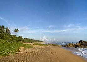Plage de Bentota: la plus belle des plages sri-lankaises
