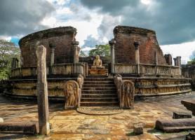 Polonnaruwa: l'historique ville bouddhique