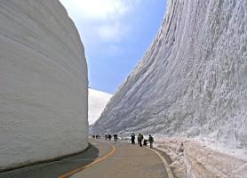 Route Tateyama Kurobe: l'incontournable joyau japonais