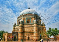 Mausolée de Shah Rukn-e-Alam