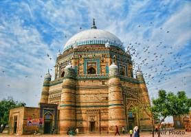 Mausolée de Shah Rukn-e-Alam : un très bel hommage!