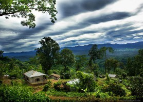 Sajek: hissez-vous sur les toits du Bangladesh