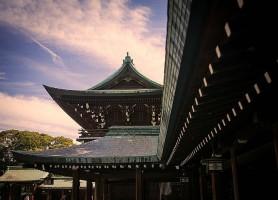 Sanctuaire Meiji: l'exception hommage à Meiji!