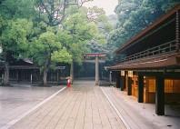 Sanctuaire Meiji