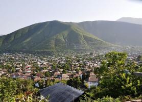Shaki: une des plus attrayantes villes d'Azerbaïdjan