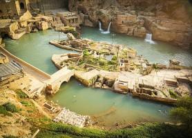 Shushtar: la merveilleuse ville hydraulique de l'Iran