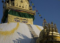 Stupa de Swayambhunath