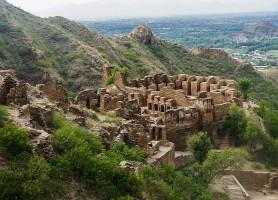 Takht-i-Bahi: le palais magique de Bouddha