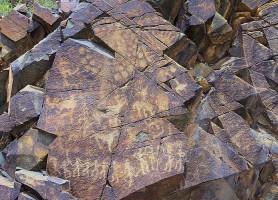Tamgaly : le lieu aux 5000 pétroglyphes