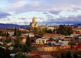 Tbilissi: découvrez la plus grande ville de la Géorgie