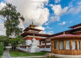 Temple Chimi Lhakhang: le temple de la fertilité