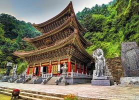 Temple de Guinsa: la demeure du Salut et de l'Hospitalité