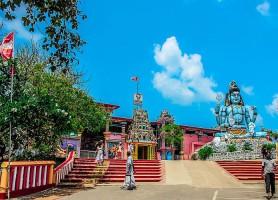 Temple de Koneswaram: la fantastique maison de Shiva