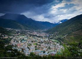 Thimphu: l'authenticité réside dans la tradition